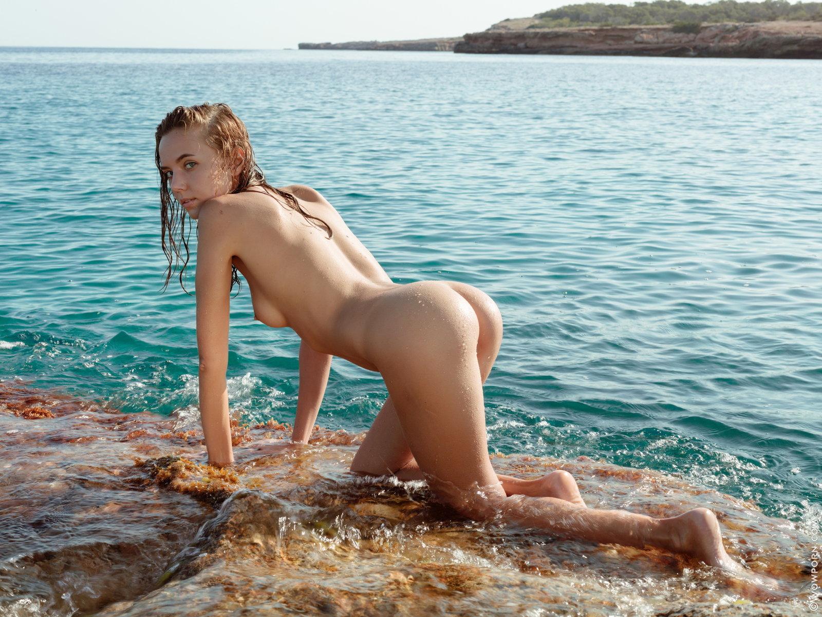 Рассказ голышом на море, Эротический рассказ - Приключение на море 17 фотография